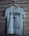 Code Barang : OGGS.1 | Nama Baju : Oceanseven 9gag Great Scott | Warna : Light Blue | Harga : Rp. 85.000