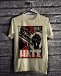 Code Barang : OGHG.2 | Nama Baju : Oceanseven 9gag Haters Gonna Hate | Warna : Light Cream | Harga : Rp. 85.000