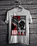 Code Barang : OGHG.4 | Nama Baju : Oceanseven 9gag Haters Gonna Hate | Warna : White | Harga : Rp. 85.000